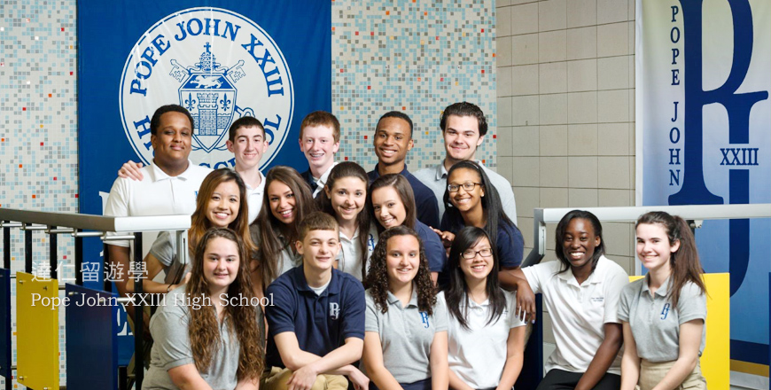 Pope John XXIII High School(PJHS)