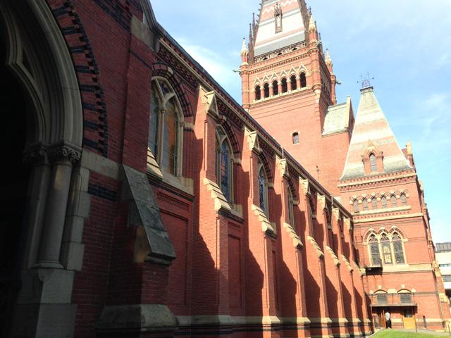 哈佛SummerSchool暑期遊學體驗心得-達仁留遊學教育中心
